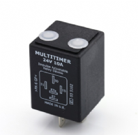 Timer relay (fully adjustable) 24 volt      ALT/T40405-09